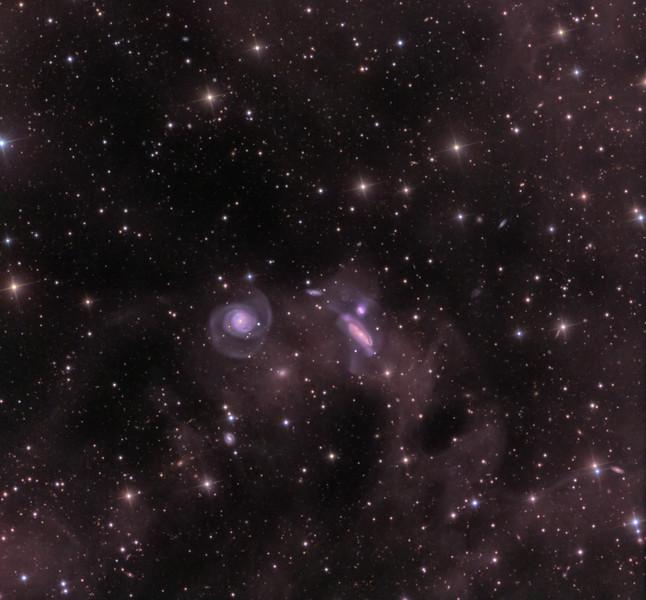 NGC7770 NGC7771