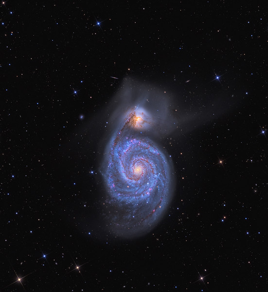 M51 Wirlpool Galaxy