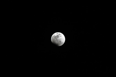The shadow deepens over the lunar south pole