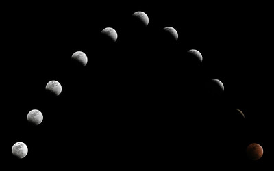 Lunar Eclipse Sequence 2-20-08