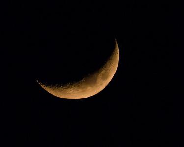 Moon - November 17,  2012