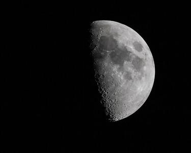 Moon - October 22, 2012