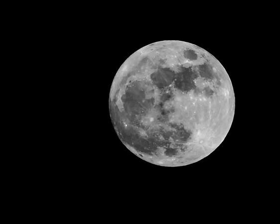 Moon - December 16, 2013