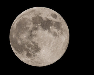 Super Moon - August 20, 2013