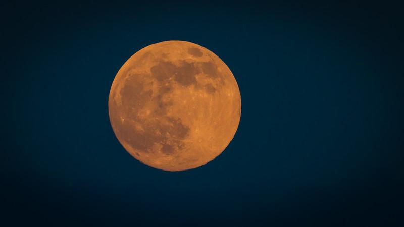 Super Moon - June 22, 2013