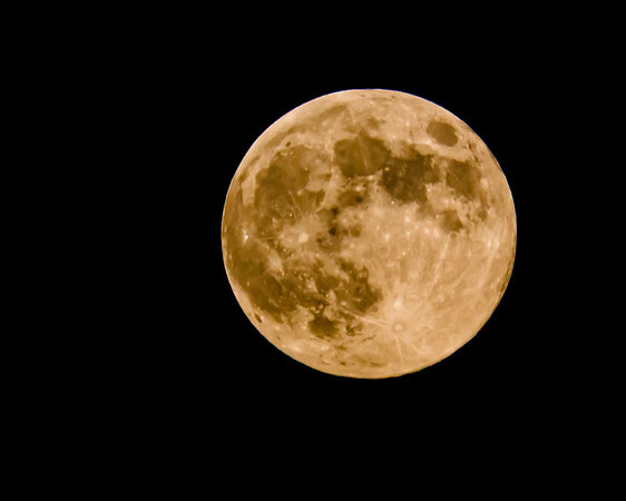Super Moon - September 8, 2014