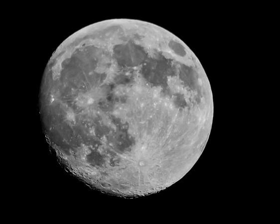 Moon - August 27, 2015