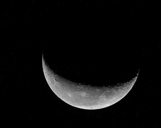 Moon - October 7, 2015