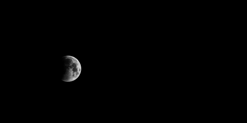 Partial Lunar Eclipse - April 4, 2015