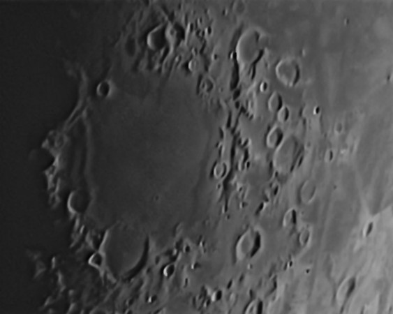 Moon - November 23, 2017