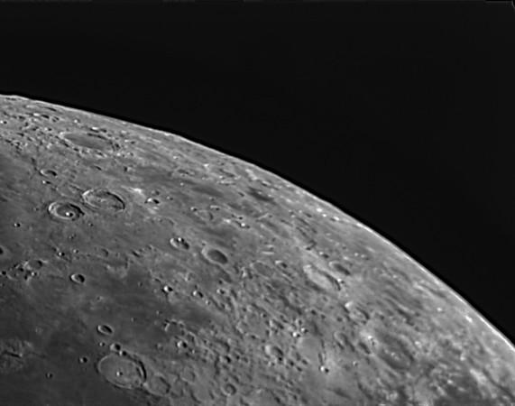 Moon - October 26, 2017