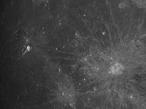 Moon - October 3, 2017
