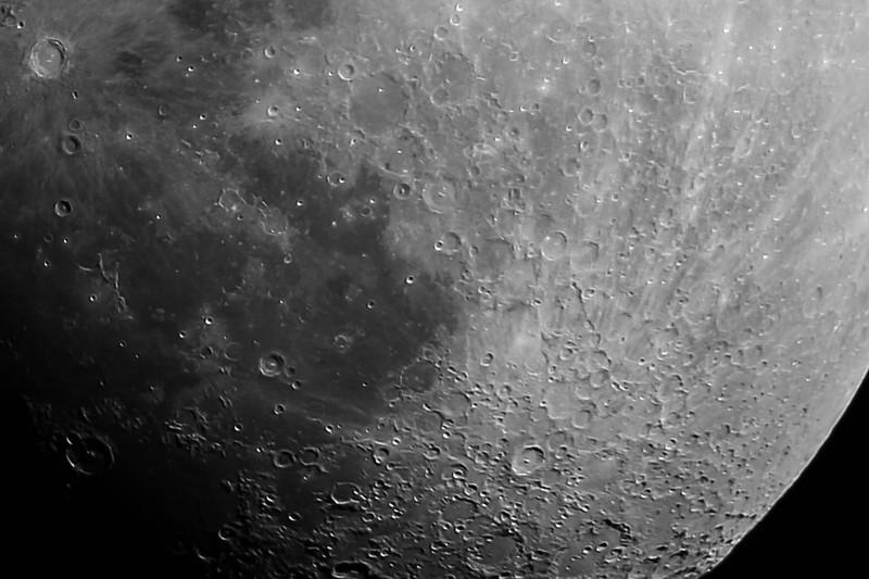 Moon - October 30, 2017