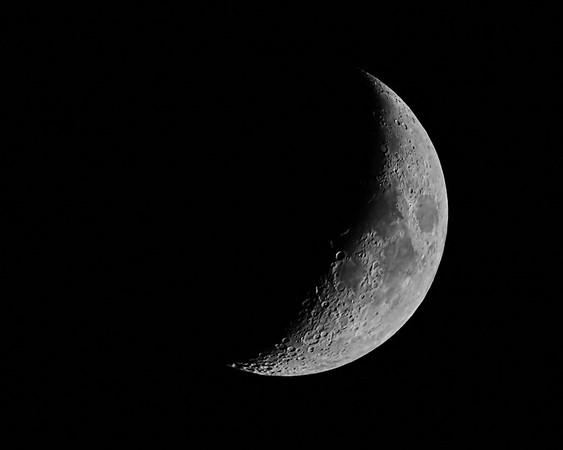 Moon - September 25, 2017