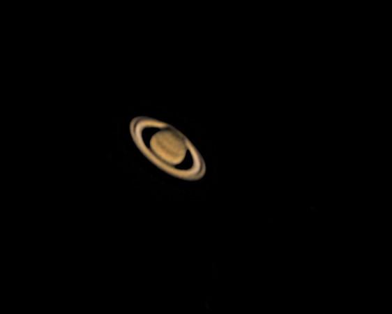 Saturn - October 28, 2017
