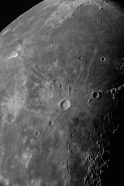 Early Morning Lunar Imaging - February 8, 2018