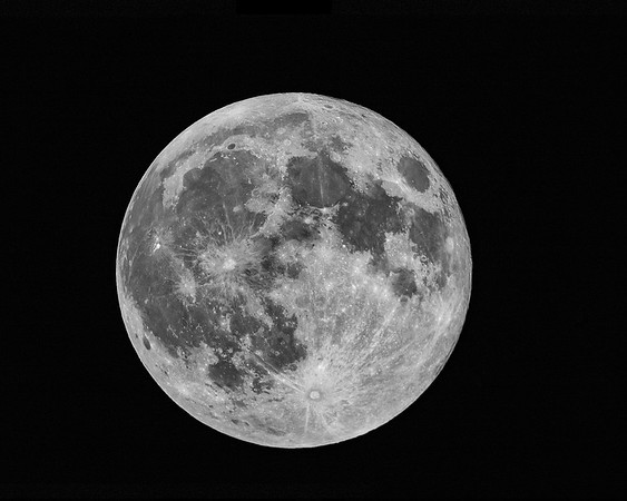Full Moon - July 27, 2018