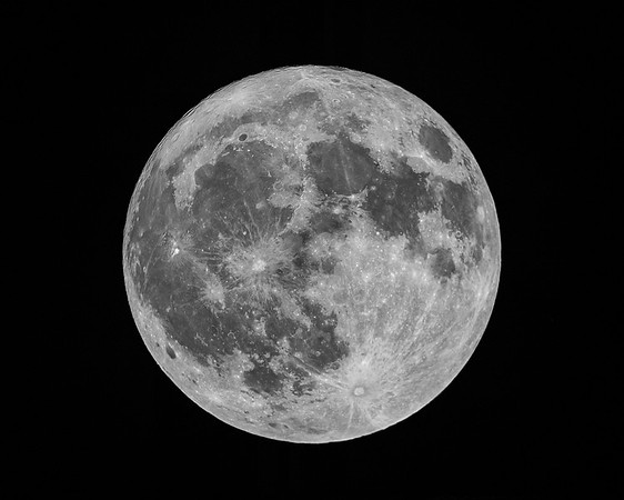 Harvest Full Moon - September 24, 2018