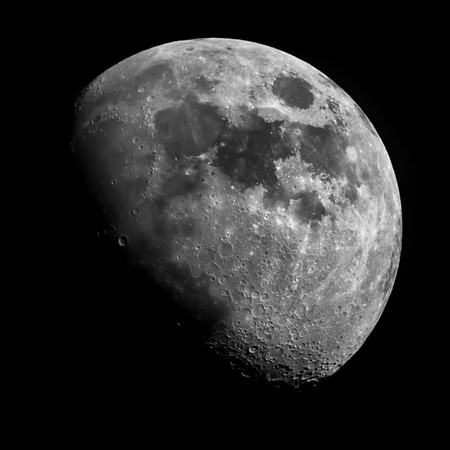 Moon - August 20, 2018
