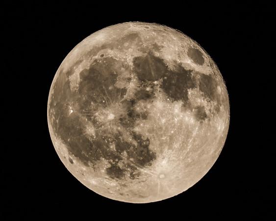 Moon - August 26, 2018