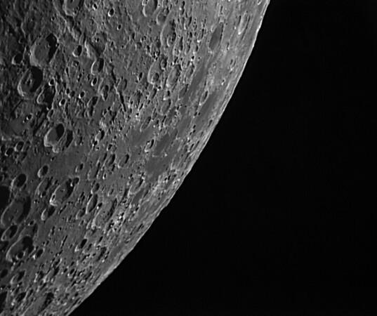 Moon - July 17, 2018