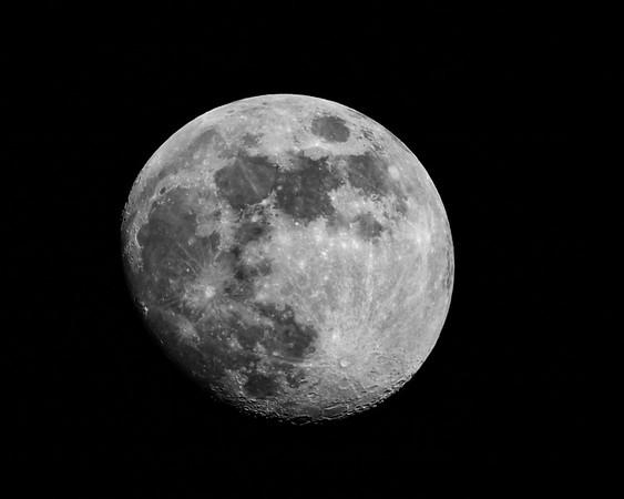 Moon - July 24, 2018