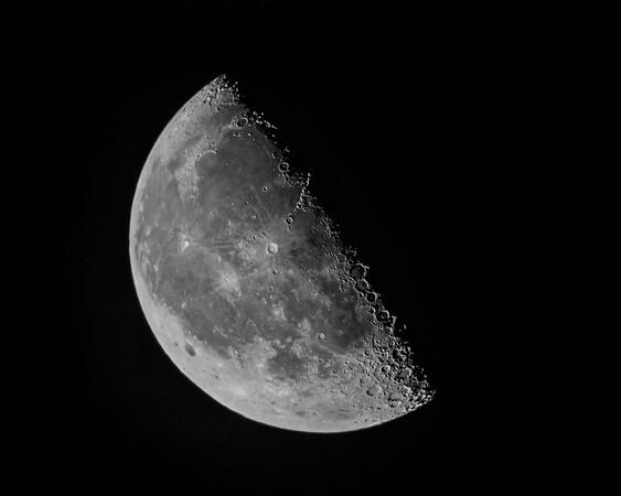 Moon - June 6, 2018