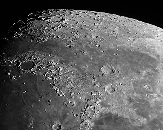 Moon - September 18, 2018
