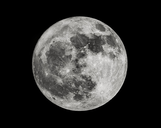 Thanksgiving Full Moon - November 22, 2018