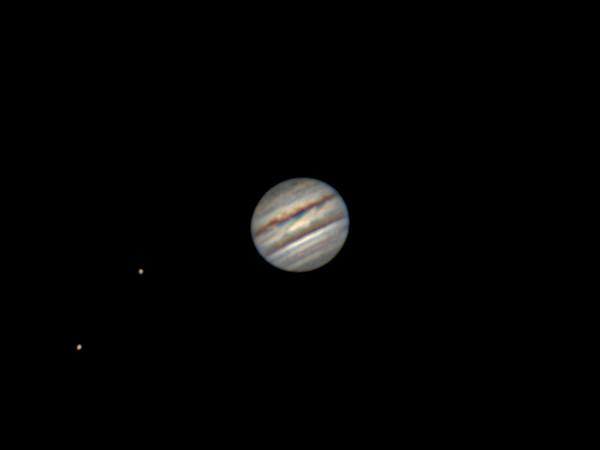Jupiter - May 7, 2018