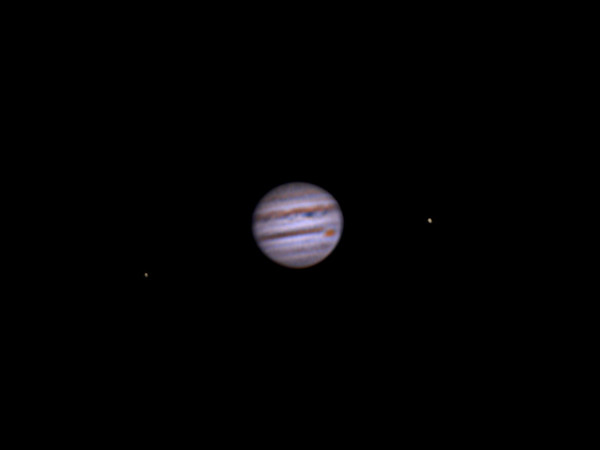 Jupiter - morning - March 22, 2018