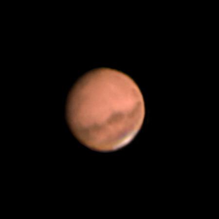 Mars - August 26, 2018
