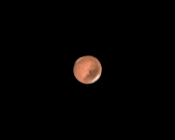 Mars - July 27, 2018