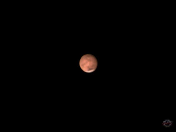 Mars - June 30, 2018