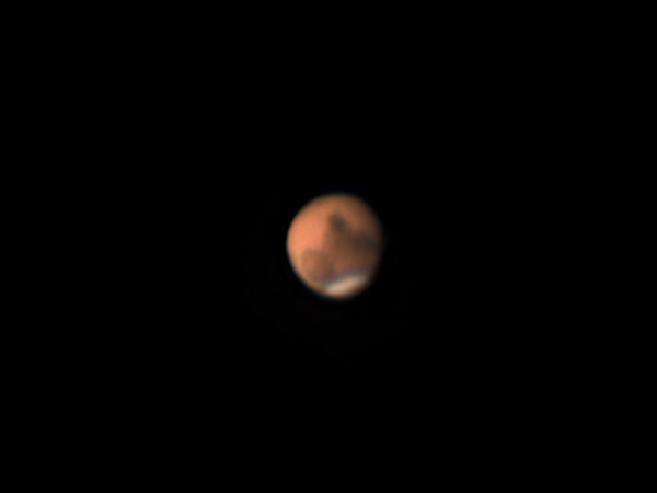 Mars - June 6, 2018