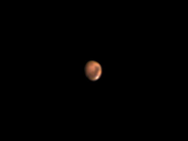 Mars - October 11, 2018