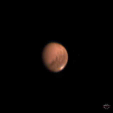 Mars - October 7, 2018