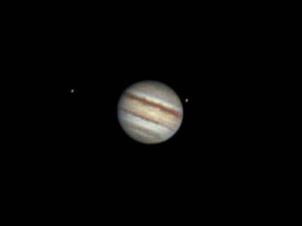 Jupiter - Sept. 5, 2019