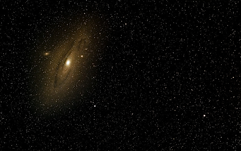 M31 - the Andromeda Galaxy - 10-16-20