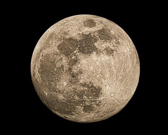 "Full ""Strawberry"" Moon - June 4, 2020"