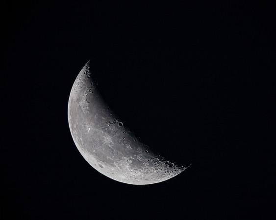 Waxing Moon - 7-14-20