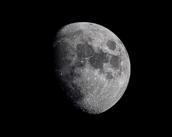 Waxing Moon - 9-26-20