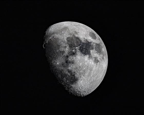 Waxing Moon - Jan. 5, 2020