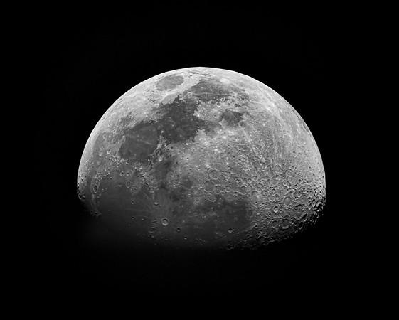 Waxing Moon - May 2, 2020