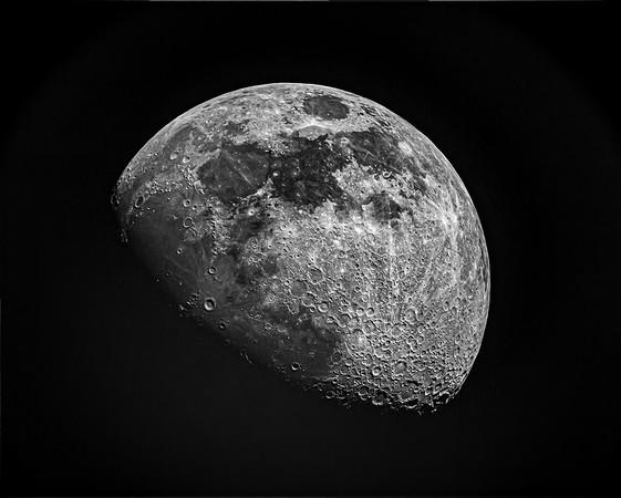 Waxing Moon - May 31, 2020