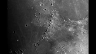 Moon 4 Montes Apennius 12-27-17