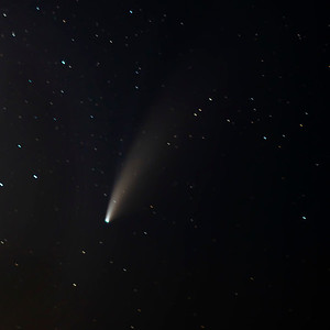 20200717 Comet NEOWISE