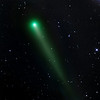 Comet ISON (comet C/2012 S1).  32 inch Schulman telescope with STX camera on Mt. Lemmon, AZ.  Data capture and reduction by Adam Block, University of Arizona.  LRGB processing by JDS using CCDStack, Photoshop CS6, and Noise Ninja.