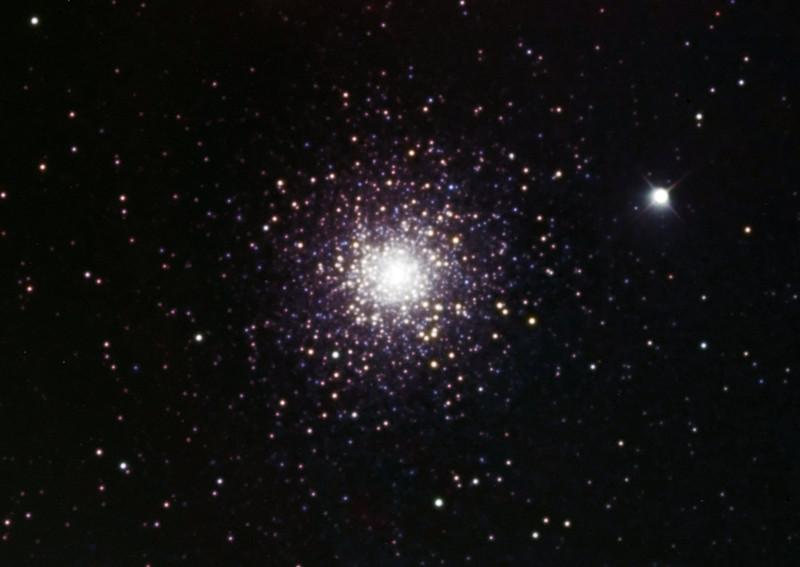 Messier 15 globular cluster