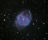 Abell 36 planetary nebula.  32 inch Schulman telescope with STX camera on Mt. Lemmon, AZ.  Data capture and reduction by Adam Block, University of Arizona.  LRGB processing by JDS using CCDStack, Photoshop CS6, and Noise Ninja.